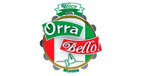 Bloco Orra Bello
