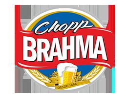 Logotipo Chopp Brahma